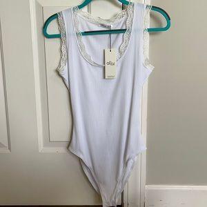 Ally fashion bodysuit